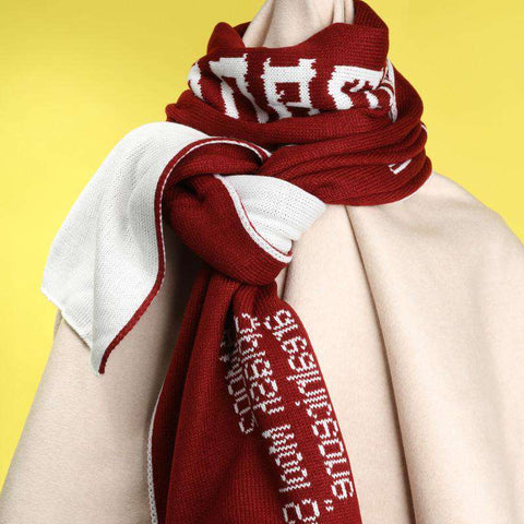 Long Warm Thick Woolen Scarves gallery 9