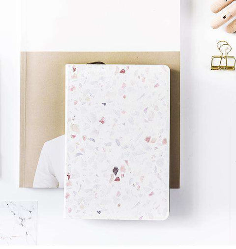 Simple Cool Marble Pattern Apple iPad Cover Case gallery 1