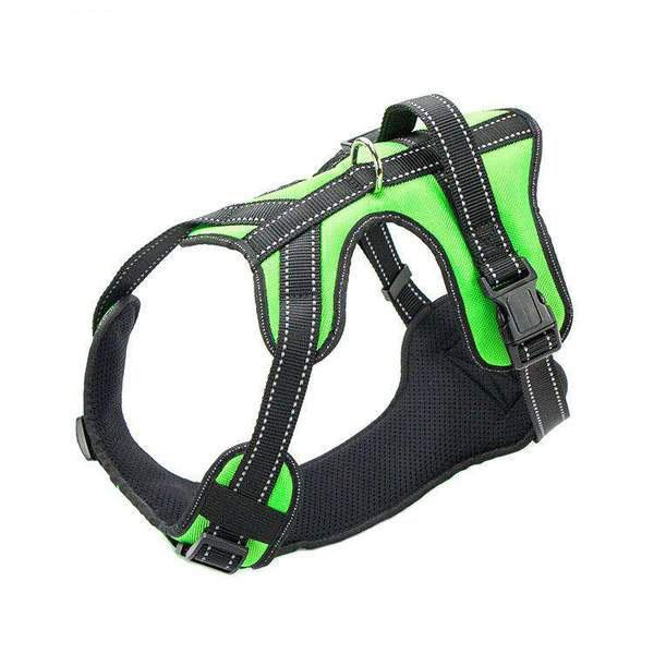 Adjustable Pet Chest Strap with Handle on Top