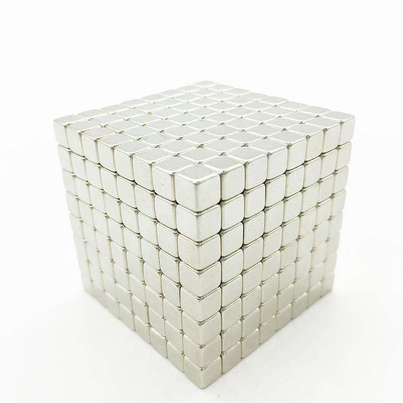 Magnets Block Puzzle Format Magnetic Holders Square Cube