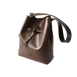 Women's Vintage Large Bucket Shoulder Bag