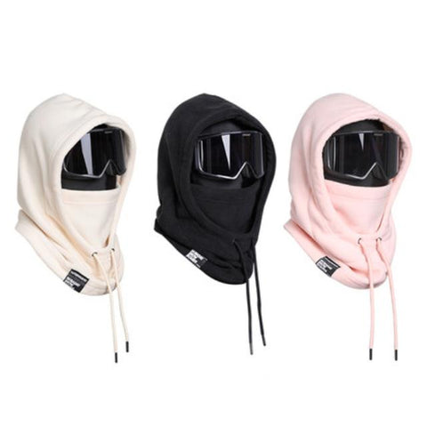 Cozy 3 Colors Windproof Face & Neck Protective Snowboarding/Skiing Hat gallery 1