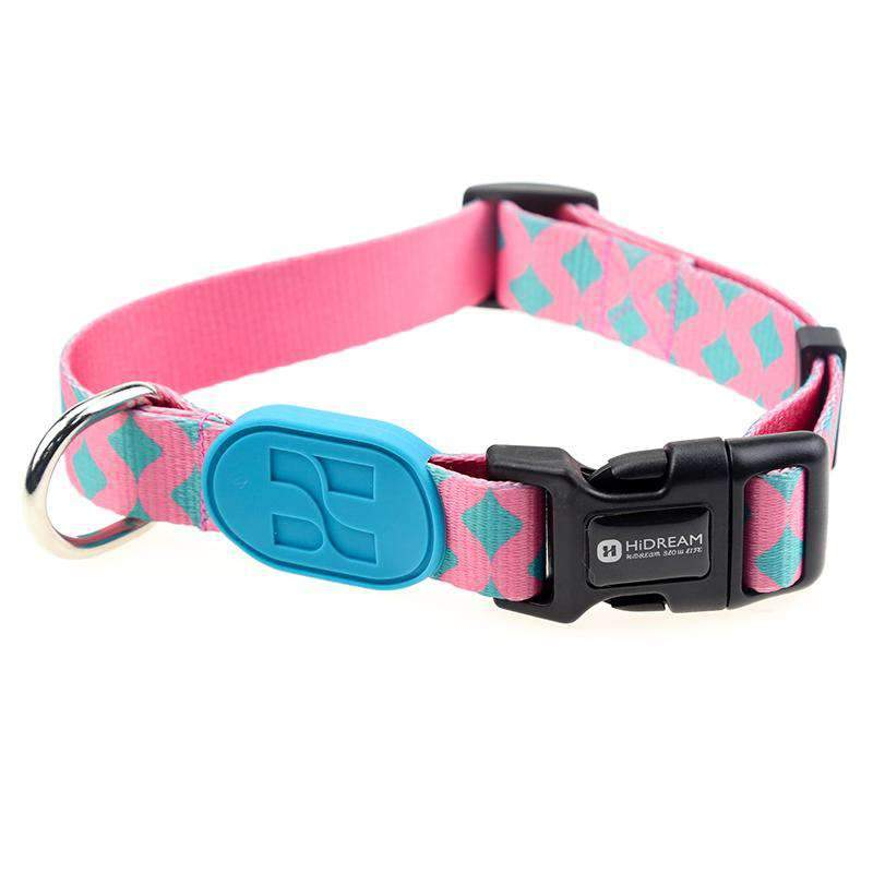 Chic Pet Collar of Various Floral Print for All Small Pets