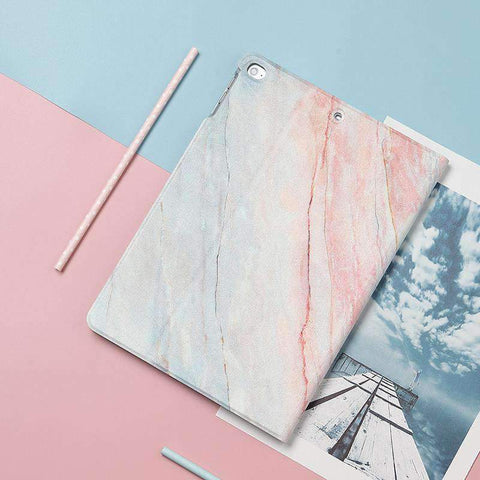 Elegant Marble Pattern Apple iPad Cover Case gallery 1