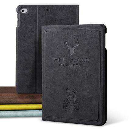 Contracted Antler Designed Apple iPad Cover Case gallery 1