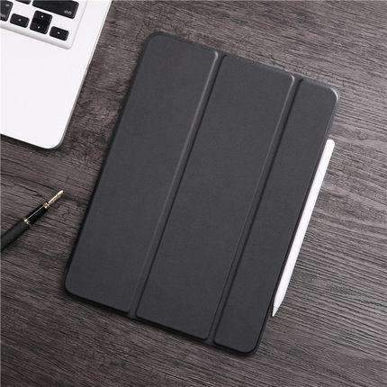 Contracted Business Style Solid Color Apple iPad Cover Case gallery 2