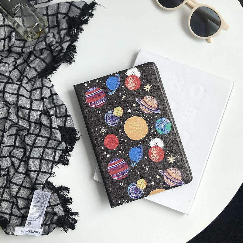 Creative Universe Scenery Apple iPad Cover Case
