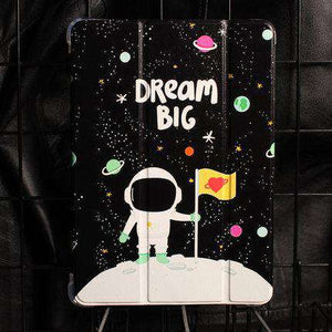 Universe Exploring Designed Apple iPad Cover Case