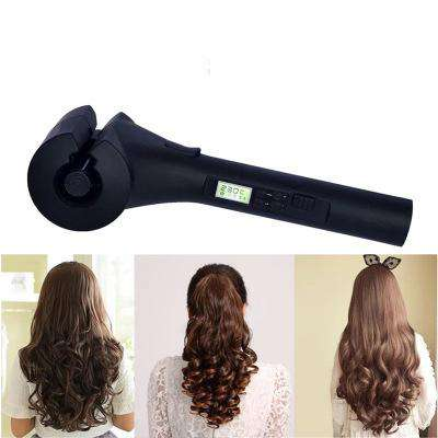 LCD Display Automatic Hair Curler Roller gallery 4