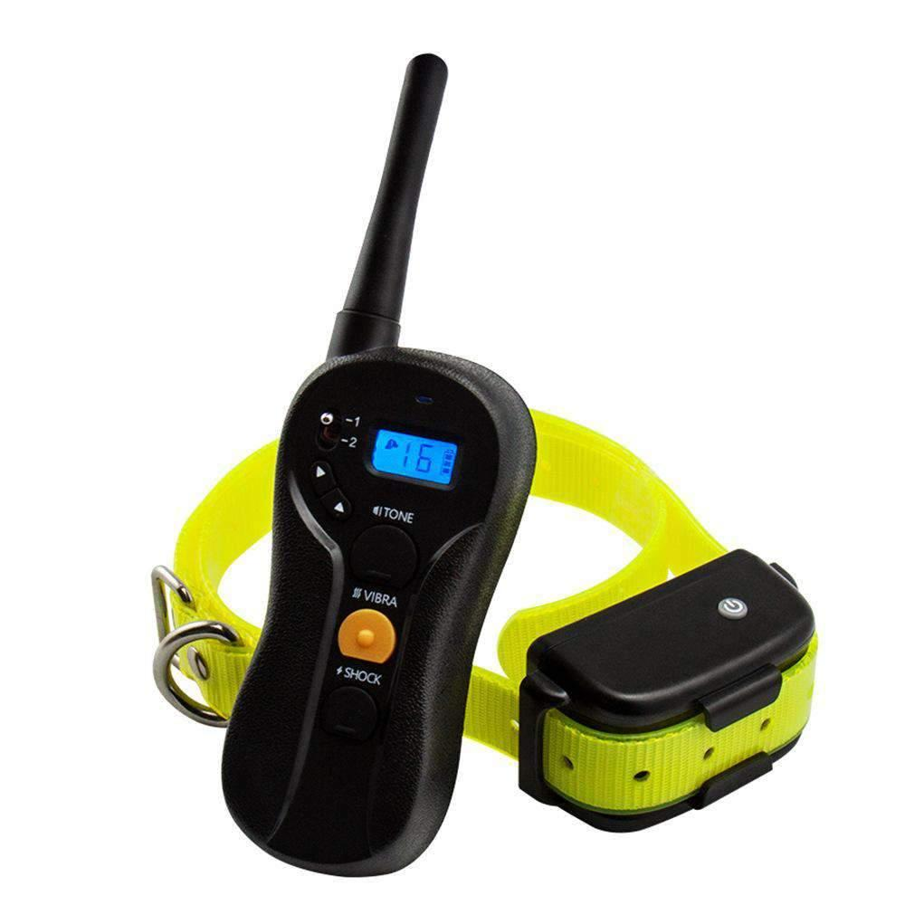 Remote Control Fast Charge Pet Dog Barking Control Collar