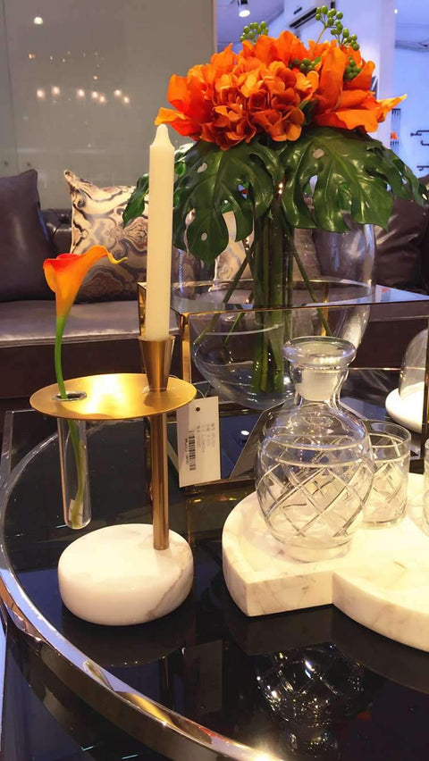 Multi-purpose Candle And Flower Holder gallery 1