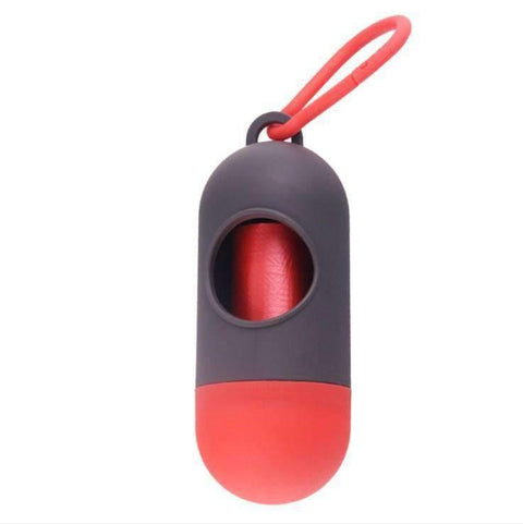 Capsule And Bone Shaped Portable Outdoor Use Pet Dog Poop Dispenser gallery 10