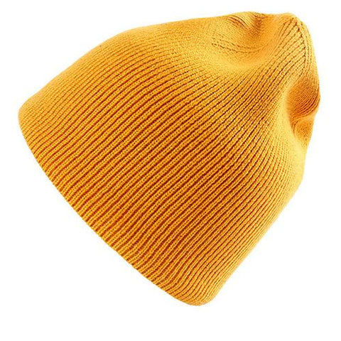 10 Colors Solid Rib Knit Beanie gallery 10
