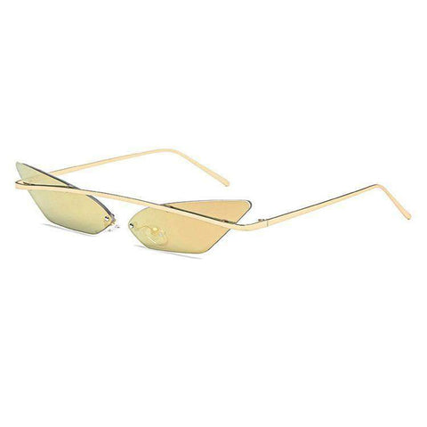 Butterfly Shape Lens Fashion Design Sunglasses gallery 10