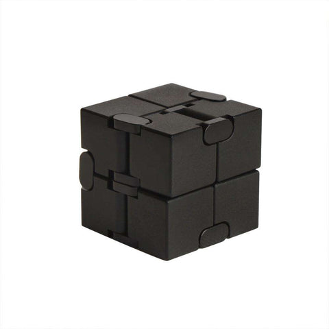 Pure Colored Decompression Fidget Infinity Cube gallery 5
