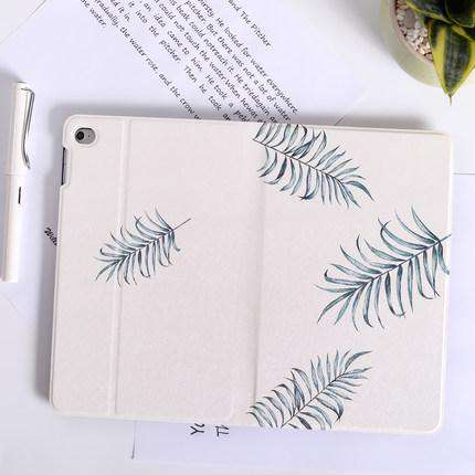 Literary Leaves Designed Apple iPad Cover Case gallery 2