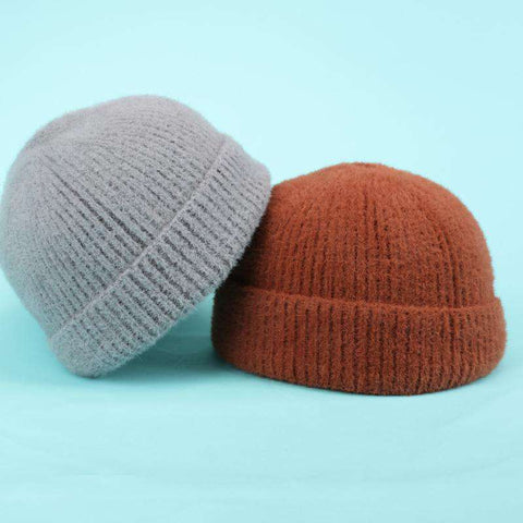 Winter Carm Woolen Knitted Hat for Men and Women gallery 7