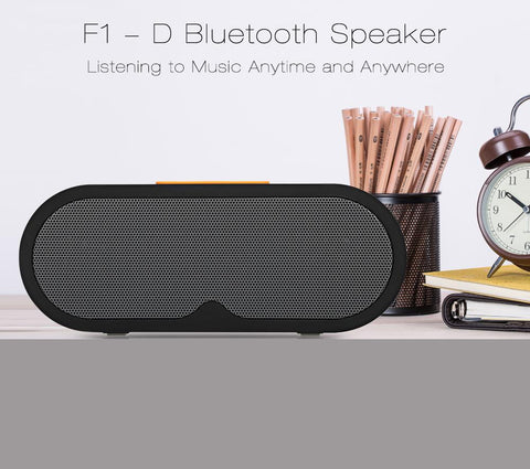 Bluetooth Speaker Portable Wireless Player Dual Driver gallery 7