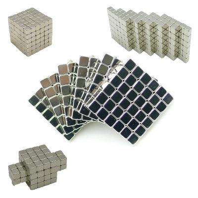 Magnets Block Puzzle Format Magnetic Holders Square Cube gallery 2