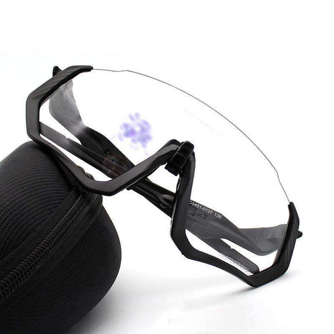 Discoloration Goggles For Cycling & Night Vision & Windbreak gallery 3