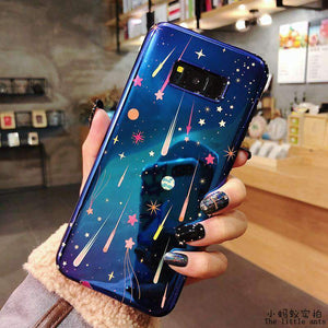 Creative Planet Phone Case for Samsung