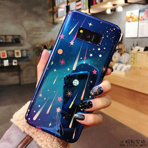 Creative Planet Phone Case for Samsung gallery 2
