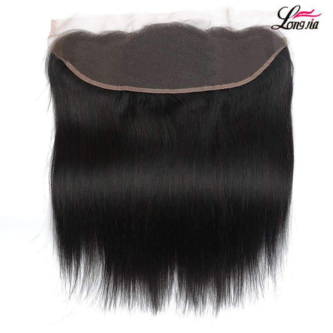 Brazilian Straight Wave Human Hair With Lace Closure gallery 3