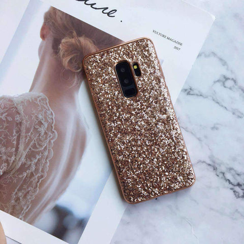 Luxury Blinking Phone Case for Samsung gallery 6