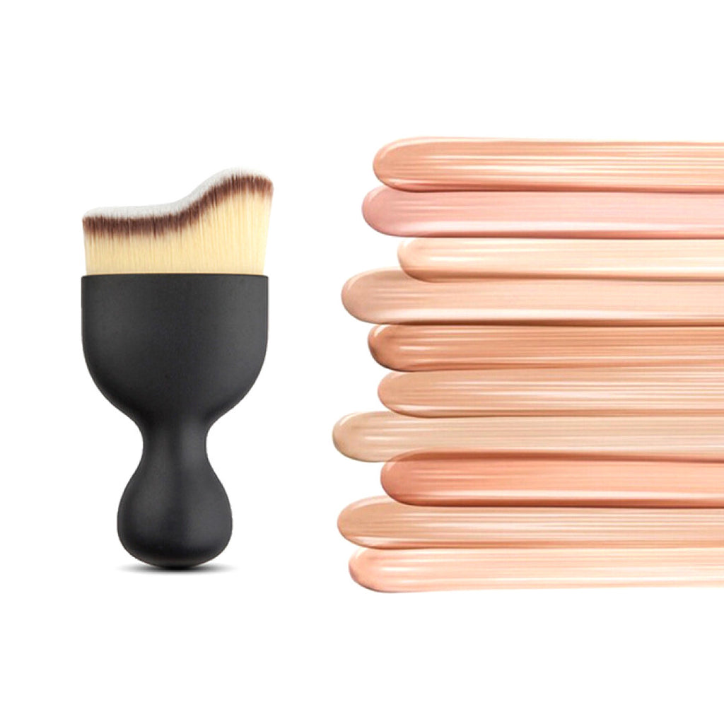 Multi-angle Foundation Brush