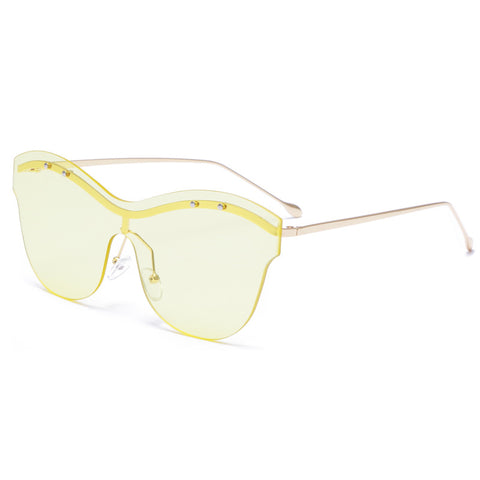 One-Pieces Personality Design Sunglasses gallery 5