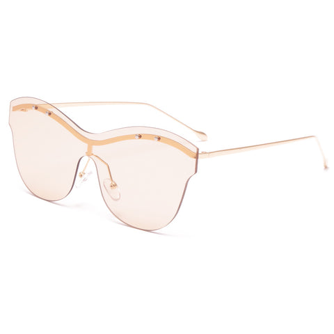 One-Pieces Personality Design Sunglasses gallery 3