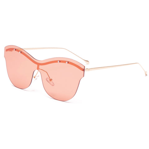 One-Pieces Personality Design Sunglasses gallery 4