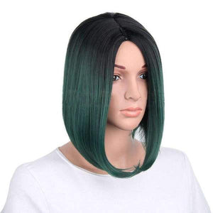 Chic Short Bob Ombre Synthetic Wigs