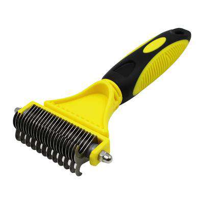 Self Cleaning Slicker Brush for All Pets