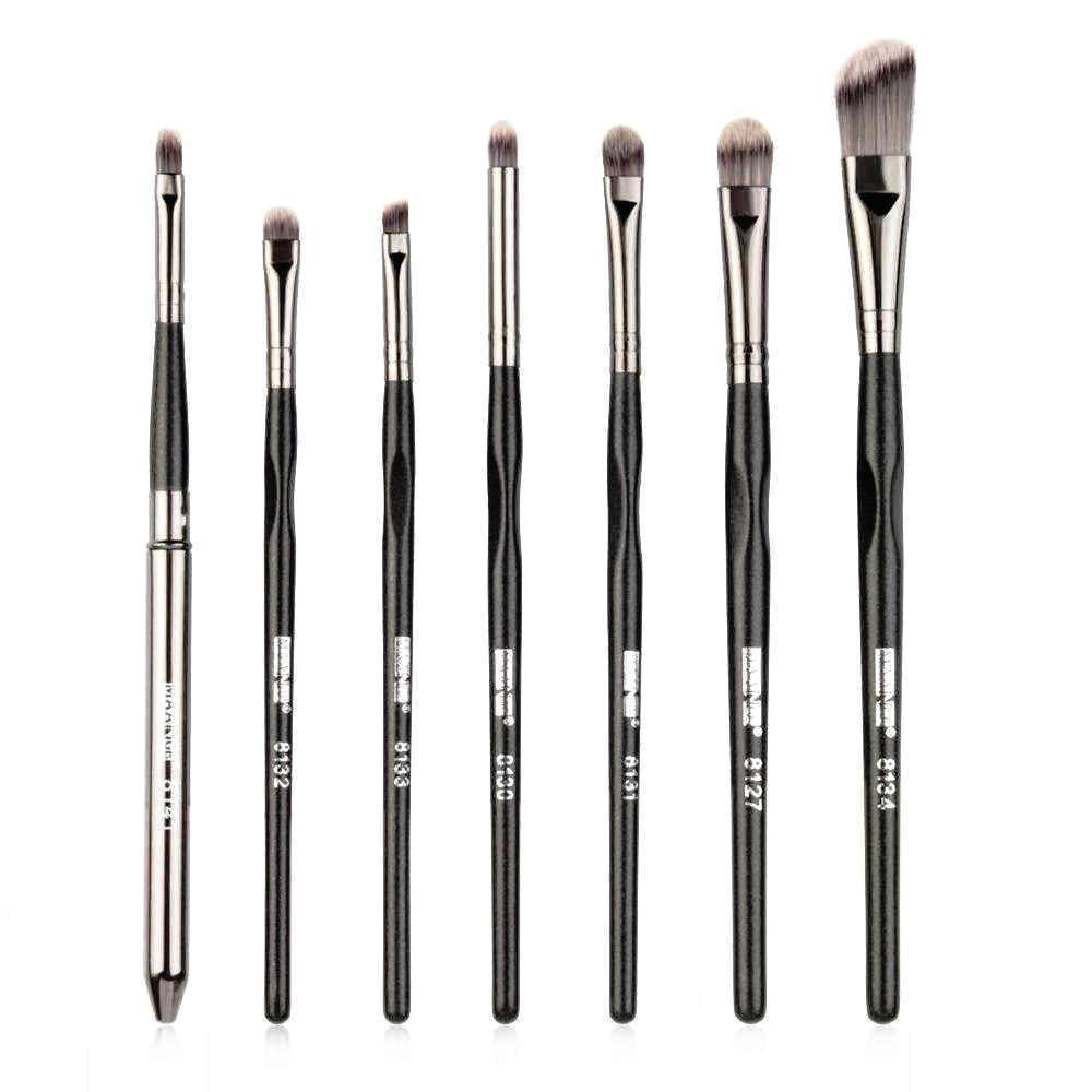 7Pcs Eye Make-up Brush Set