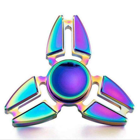 Colored Decompression Hand Spinner gallery 5