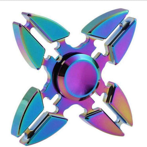 Colored Decompression Hand Spinner gallery 6