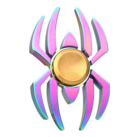 Colored Decompression Hand Spinner gallery 8