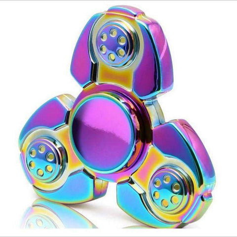 Colored Decompression Hand Spinner gallery 10