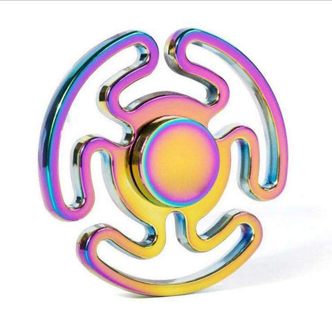 Colored Decompression Hand Spinner gallery 11