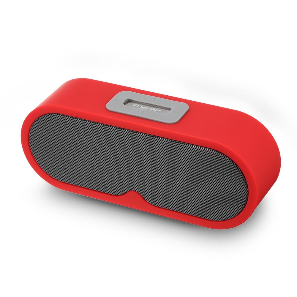 Bluetooth Speaker Portable Wireless Player Dual Driver