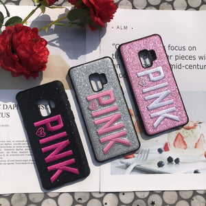 Embroidered Phone Case for Samsung