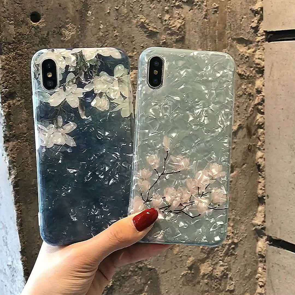 Translucent Shell iPhone Case