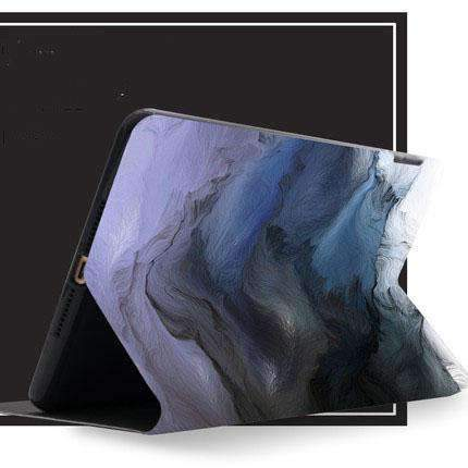 Abstract Painting Magnetic Flip Apple iPad Cover Case gallery 2