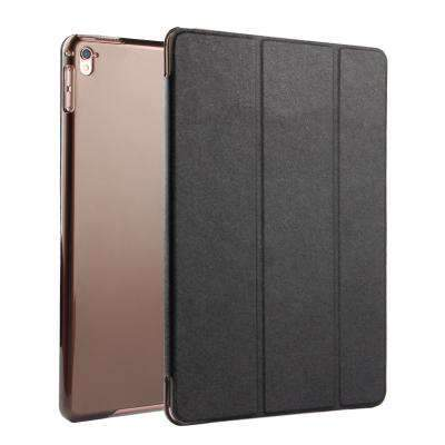 Contracted Solid Color Smart Stand Apple iPad Cover Case gallery 5