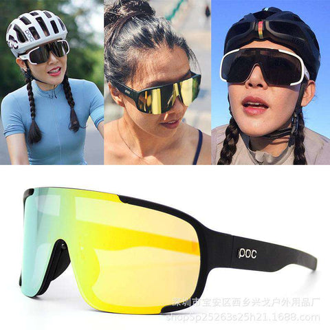 Oversized Lens Goggles For Cycling & Windbreak gallery 2