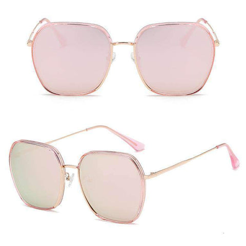 Classic Design Polarized With Wire Side Sunglasses gallery 7