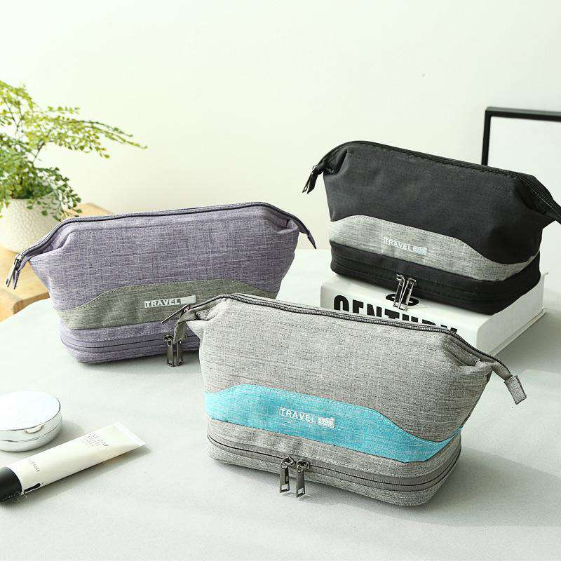 Multi-functional Large Portable Cosmetic Travel Bag