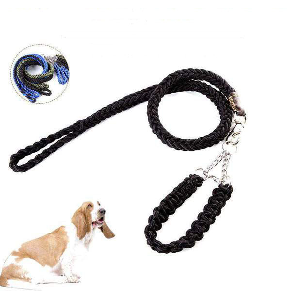 High Quality Woven Dog Leash