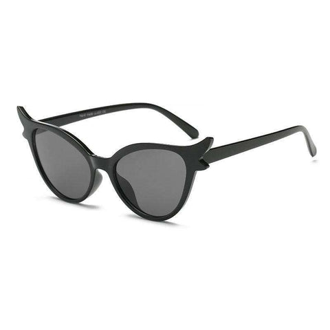 Personality Design Kitty Shape Lens Sunglasses gallery 2